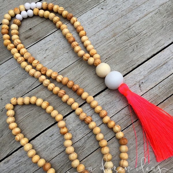 Tassel Necklace - Sunset Drive