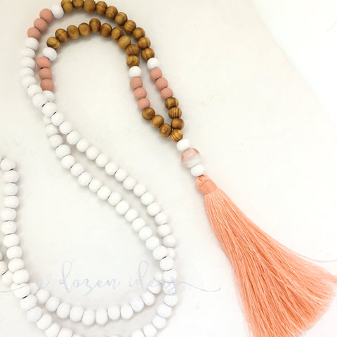 Tassel Necklace - Middle Earth