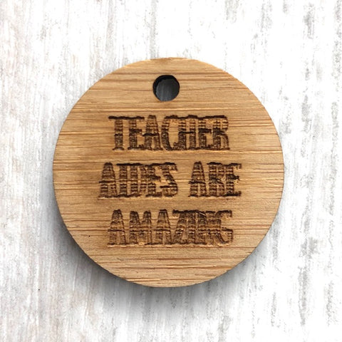 Add-on tag Teacher Aides are amazing