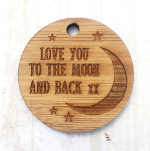 Add-on - Love you to the moon