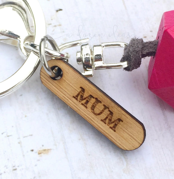 Add-on - MUM - small tag