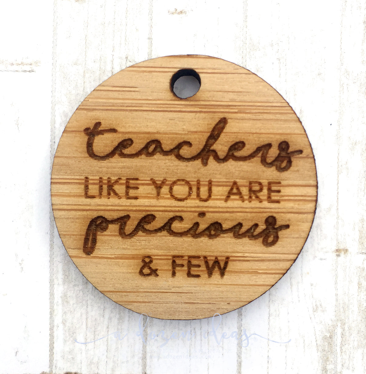 Add-on - Teachers like you are precious