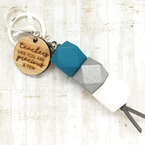 Geo Keyring - Glacier - Teachers like you