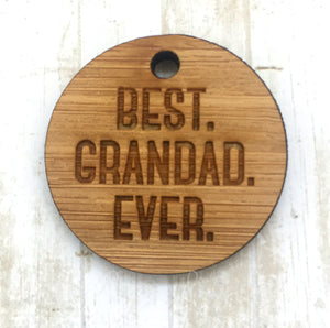 Add-on - Best Grandad Ever