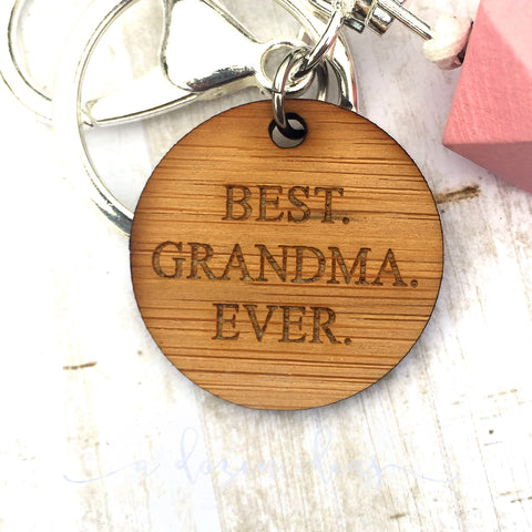 Add-on - Best. Grandma. Ever