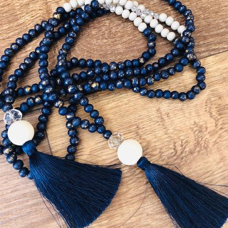 Tassel Necklace - Tuapeka