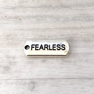 add on charm - Fearless