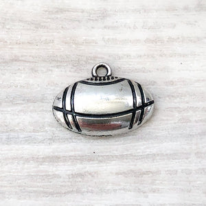 add on charm - Rugby Ball