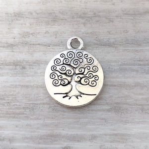 Add on Charm - Tree of Life