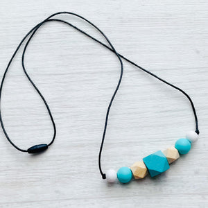 Corded necklace - Chi-Chi