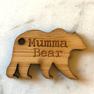 Add-on -Mumma Bear
