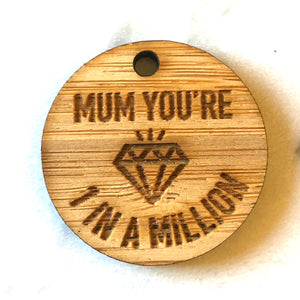 Add-on - Mum you're one in a million