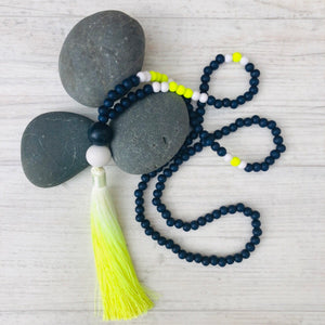Tassel Necklace - Waitomo