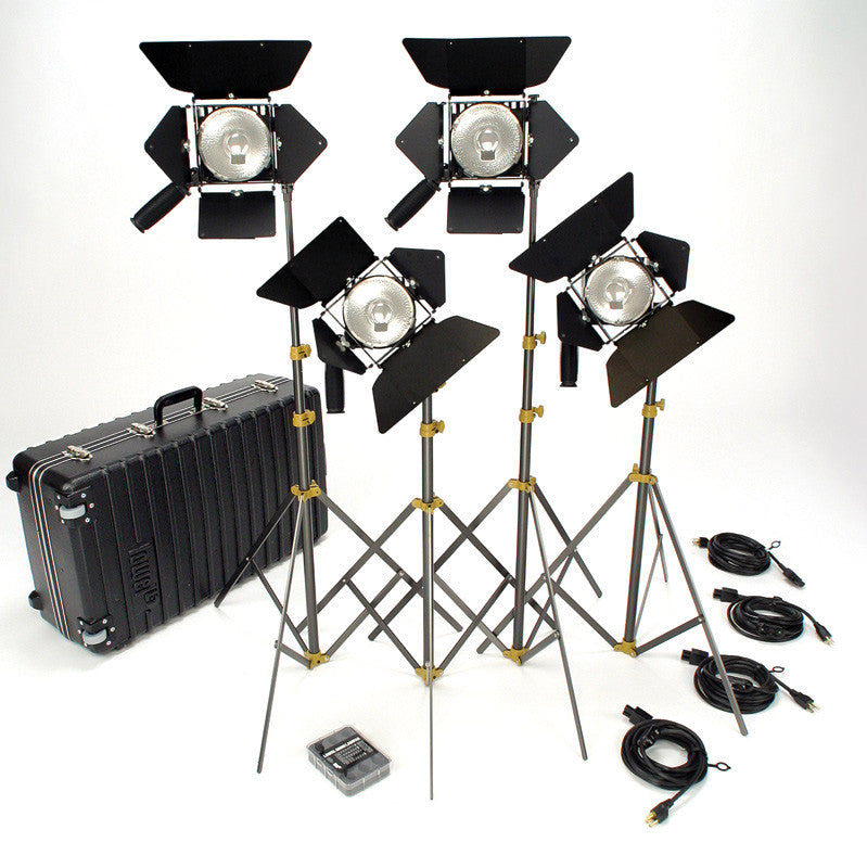 Lowel 01-95Z Omni 4-Light Kit