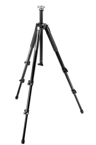 A high quality Image of Manfrotto 055XB Aluminum Tripod Black