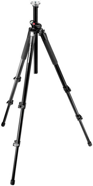 A high quality Image of Manfrotto 055XPROB Pro Tripod w/New Horizontal Column Quick Flip Locks