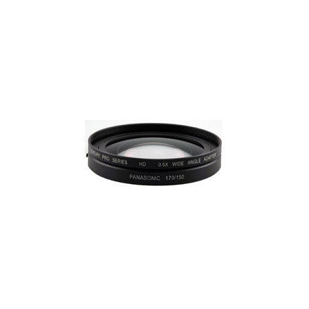 A high quality Image of Century Precision Optics 0HD-06WA-AG .6X HD Wide Angle Adapter HD 170/150 Bay