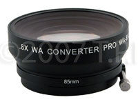 A high quality Image of Century Precision Optics Point 8x LC Wide Angle Converter