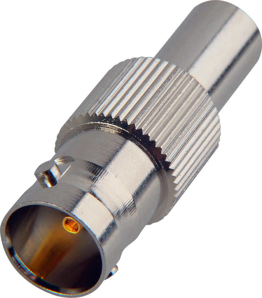 Amphenol BNC Female Coaxial Connector for Belden 1505A & Canare L-4CFB