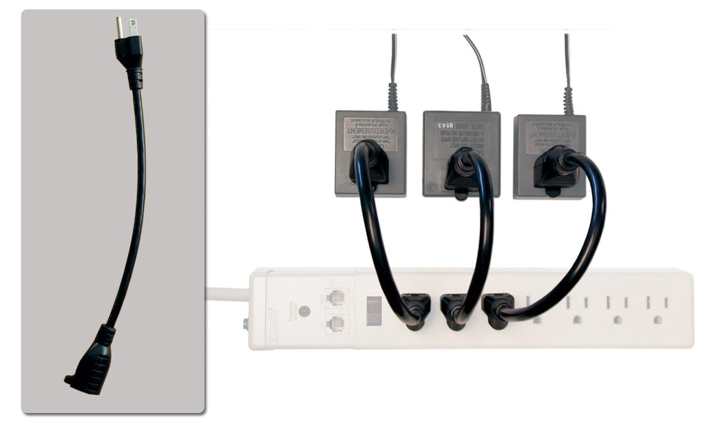 Powerstrip Maximizer With Single Outlet