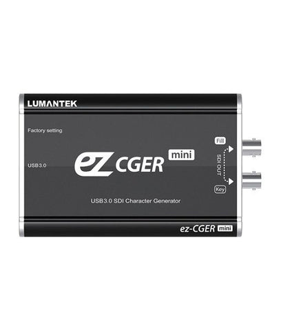 Lumantek ez-CGER mini