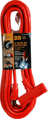 3 Outlet 12/3 Power Extenion Cord - 50FT