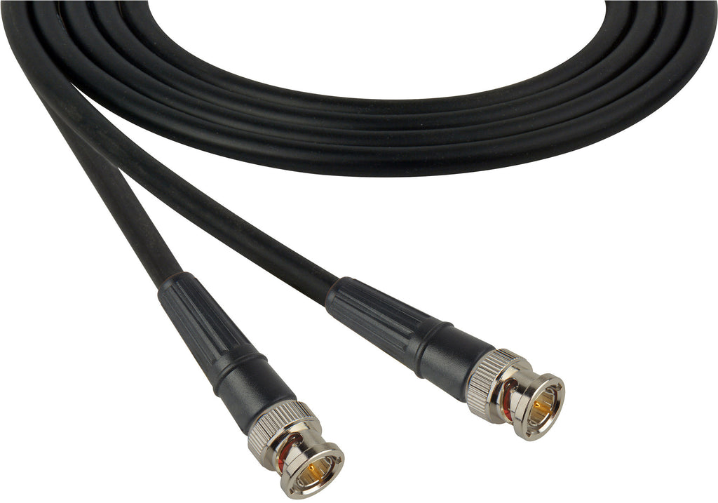 Belden 1694F Flexible HD-SDI RG6 BNC Cable 150FT