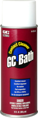 A high quality Image of GC Electronics GC Bath Professional Cleaner/Degreaser 16oz