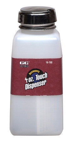 GC Electronics 19-764 Fluid Touch Dispenser for Head Cleaner 4oz