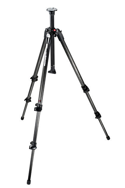 A high quality Image of Manfrotto 190CX3 Carbon Fiber 3 Sections Tripod