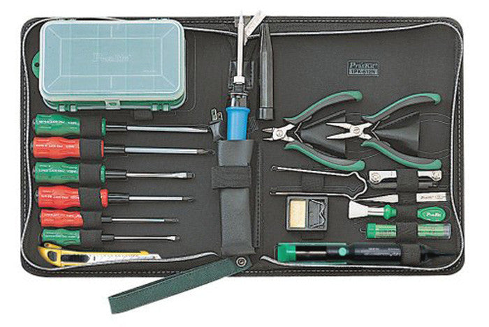 A high quality Image of Eclipse 1PK-612NA Compact Electronic Tool Kit