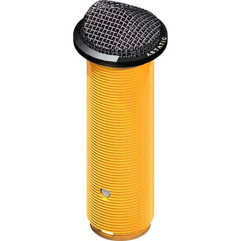 Astatic 201R Boundary Mic with RF Resistance Black