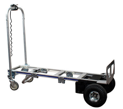 Wesco 220656 Cobrapro Sr. Battery Powered Convertable Hand Truck