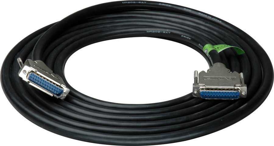Mogami Analog Multichannel Snake Cable with 25-Pin D-Sub Male to Male DB25 wired for Tascam 10FT