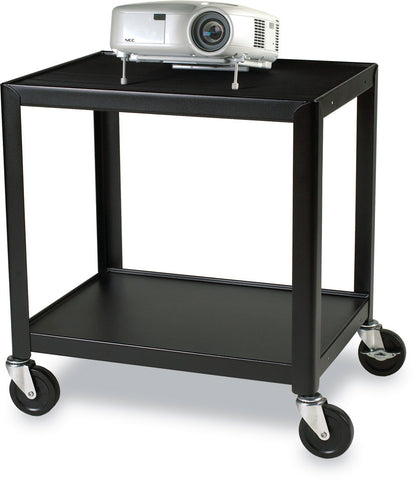 A high quality Image of Bretford 24W x 18D x 26H AV Cart with 2 Shelves