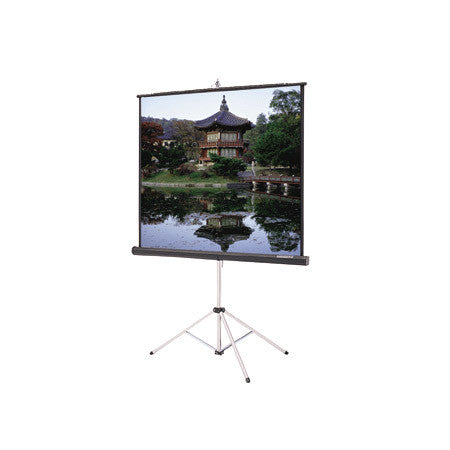 A high quality Image of Da-Lite 30658 Picture King Tripod Screen (96x96 Inch Video Spectra)