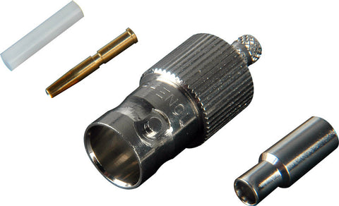 A high quality Image of Amphenol 031-71014-RFX BNC Female Cable End Jack for RG-179 & RG-187