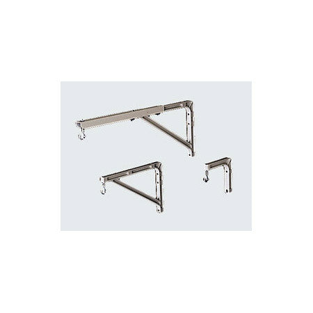 Da-Lite 40932 6 Inch Projection Screen Wall Brackets Pair