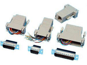 A high quality Image of Aim 40-9538M RJ45-DB9M Adapter