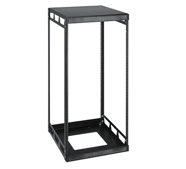 21 Space KD Rack Frame 26in Deep Black Finish