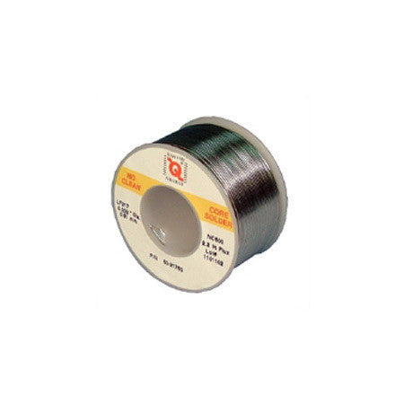 Qualitek NC600 Activated Rosin Core Lead Free Wire Solder .032 Diameter 1-Pound