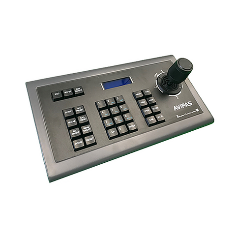 A high quality Image of AVIPASS AV-3104 3D Keyboard Controller & Switcher