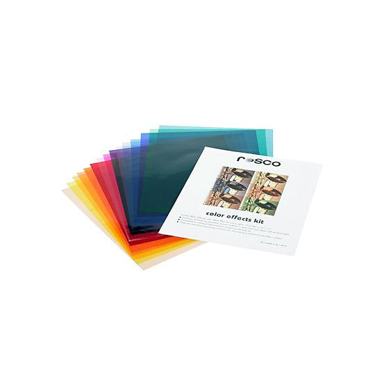 Rosco 09040 SKIT 10 x 12 Color Effects Kit