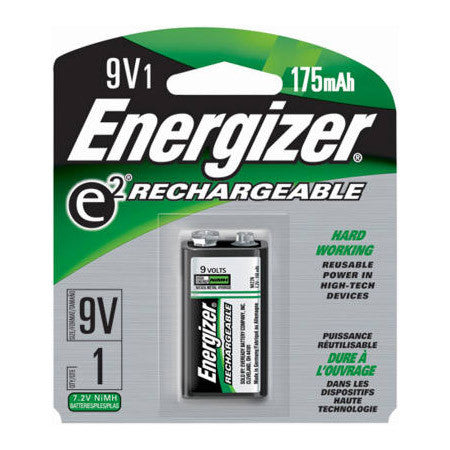 A high quality Image of Energizer UltraLast 9V 1 pack 1.2V 160mAH Ni-MH