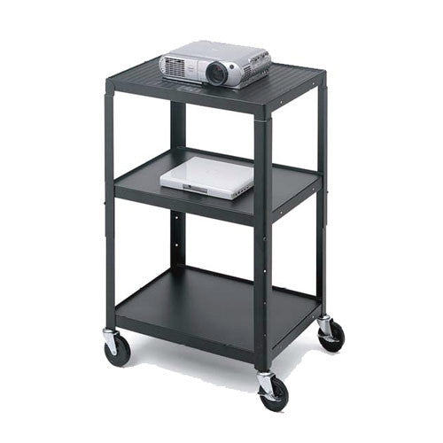 Bretford Adjustable Cart with E-Unit