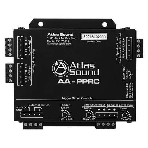 Atlas Sound AA-PPRC Priority Paging Remote Controller