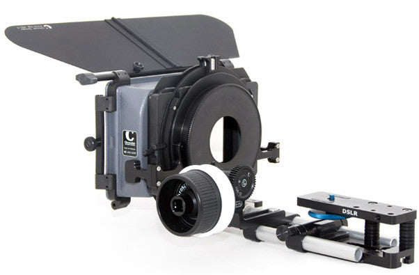 Chrosziel AC-450W-DSLRK3 HDSLR Mattebox / Flag / Follow Focus with Varilock Kit