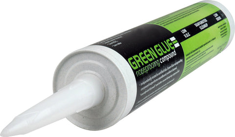 Sound Isolation Green Glue Acoustic Glue 29 Ounce Tubes 12 Pack
