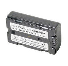 7.2V 2400Mah Li-ion battery for Panasonic CGR-D16