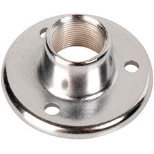 "A high quality Image of Atlas Sound AD-11B Surface Mount Female Mic Flange 0.625"" 27 Thread"